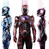 Cinco cartazes morfenomenais de Power Rangers