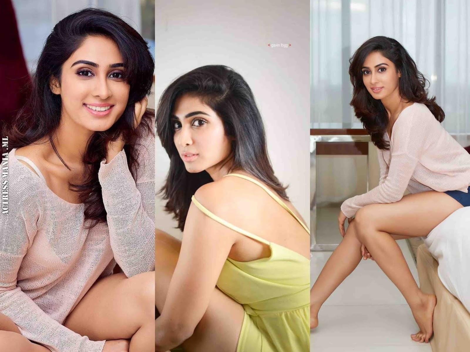 Deepti Sati Hot Thighs Photos