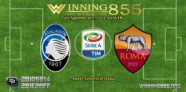 Prediksi Skor Atalanta vs Roma