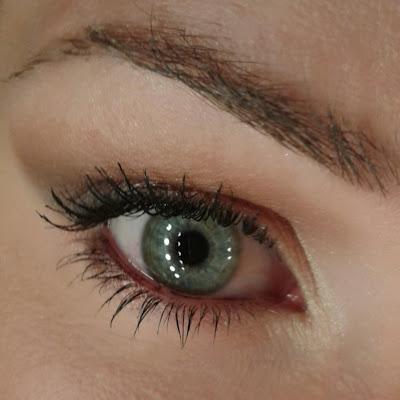 makeup rame dorato