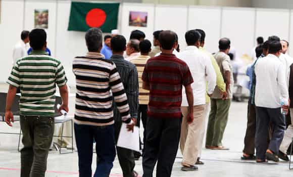 NEW AMNESTY FOR BANGLADESHIS FROM 16 SEPTEMBER