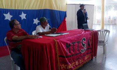 I Encuentro de Campesinos, Técnicos y Obreros del Agro