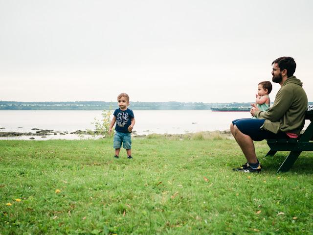 canadá con niños san lorenzo