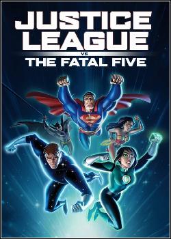 Liga da Justiça: Os Cinco Fatais Dublado