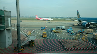 Air Asia Tan Son Nhat International Airport