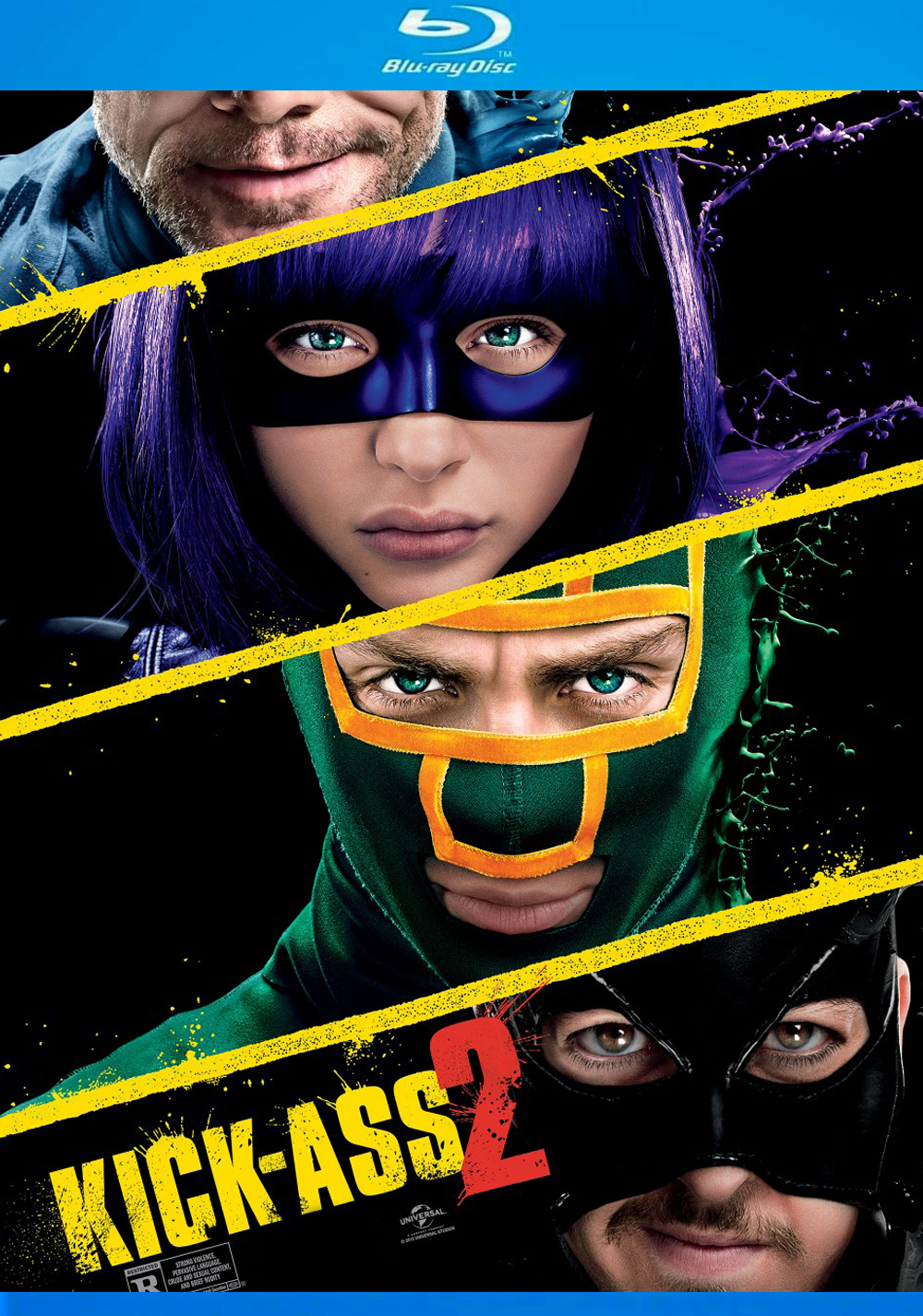 Download Kick-Ass 2 (2013) - Dublado MKV 720p BRRip MEGA