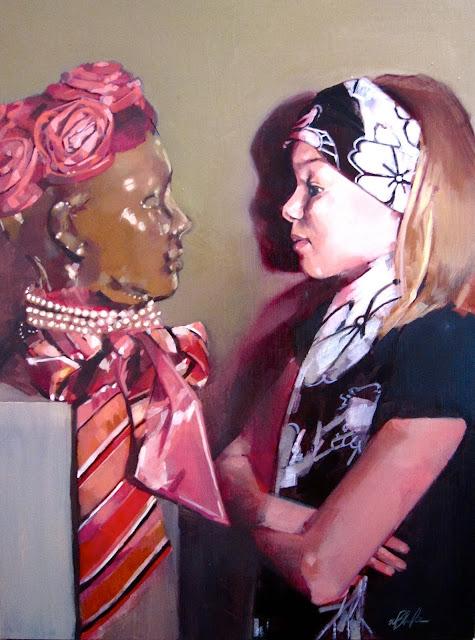 Angela Bentley Fife | American Figurative Artist