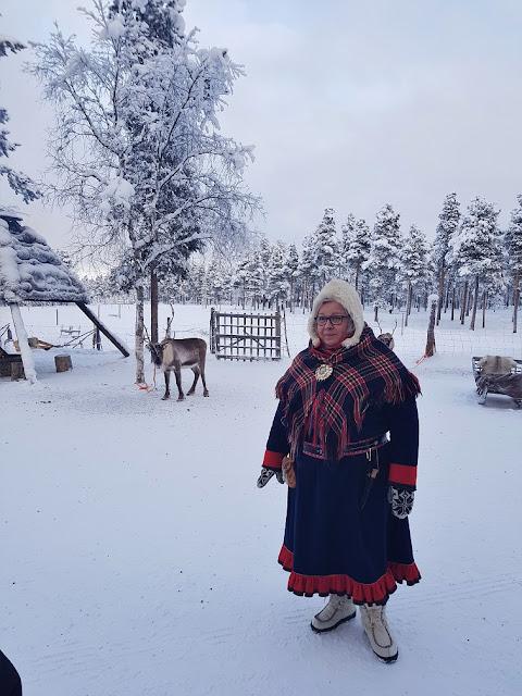 popolo sami lapponia