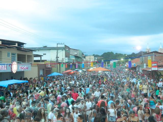 Brejo faz grande abertura de carnaval, veja as fotos.