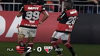 Flamengo 2 x 0 Atlético-GO - Melhores Momentos (HD COMPLETO) - Brasileirão 2017