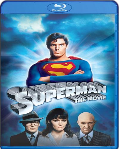 Superman: The Movie [1978] [BD25] [Latino]