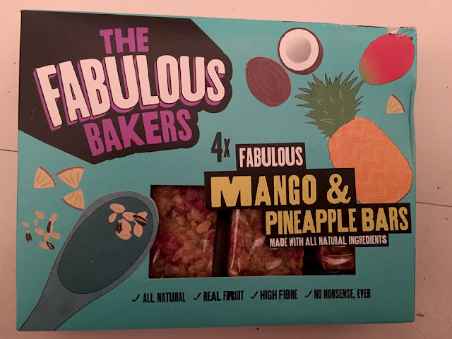 The Fabulous Bakers bars