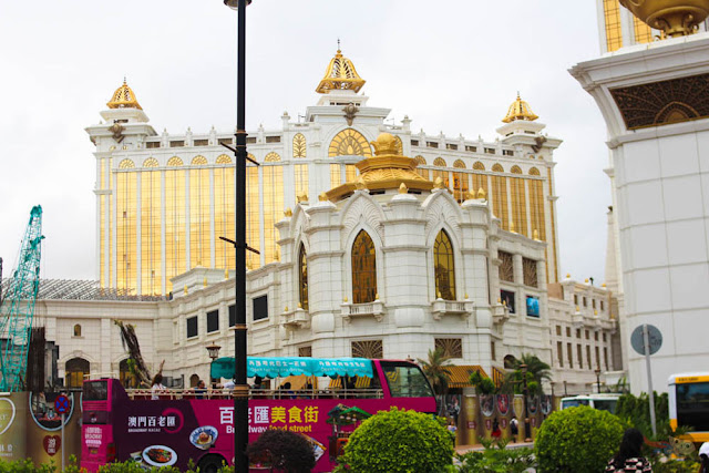 Broadway Hotel and Galaxy Hotel, Macau
