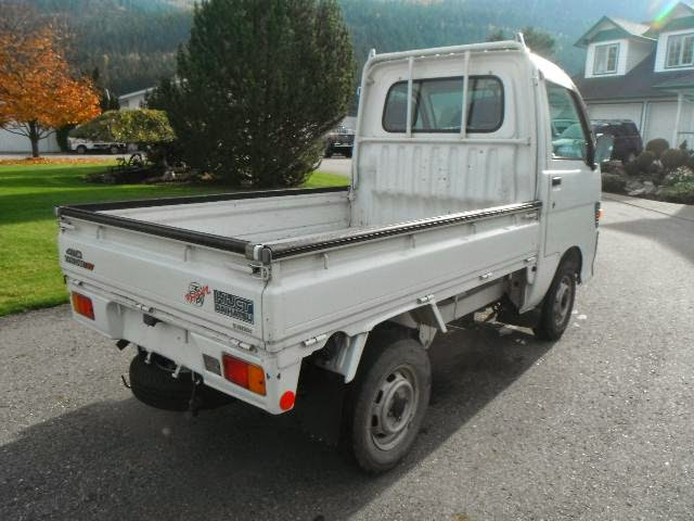 j cruisers jdm vehicles parts in canada 1996 daihatsu hijet mini truck twincam for sale in bc. Black Bedroom Furniture Sets. Home Design Ideas