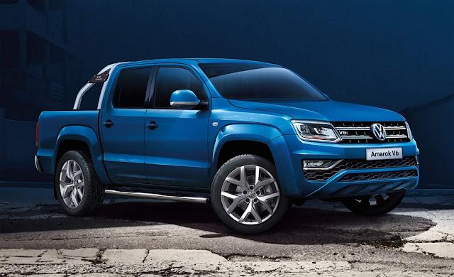 VW chama Amarok V6 2017 e 2018 para recall - Argentina