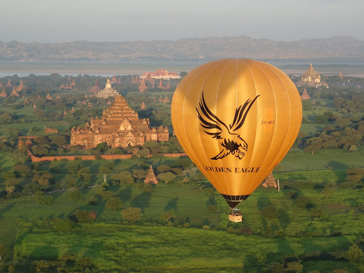 Hot air balloon flight in Bagan - the ultimate guide to explore Myanmar from the sky