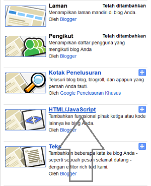 Cara Pasang Widget Alexa Ranks-giga watt