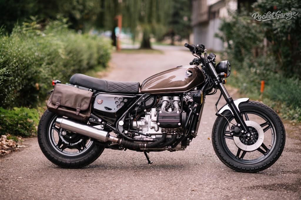 Retro Bikes Croatia 1981 Honda GoldWing GL1100 Firstborn The Story