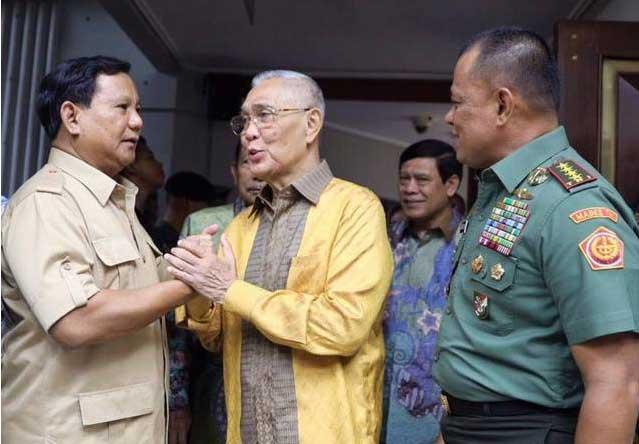 Dukung Panglima TNI, Try Sutrisno: PKI Tidak Bisa Direkonsiliasi