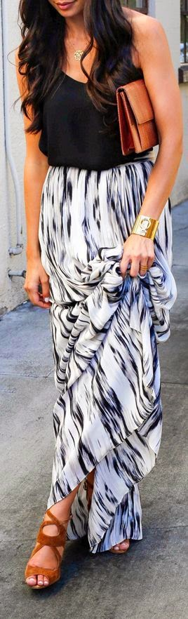 5 Most Beautiful Maxi Dress