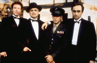 The Godfather, Corleone Family: Vito, Michael, Fredo, Sonny, Directed by Francis Ford Coppola