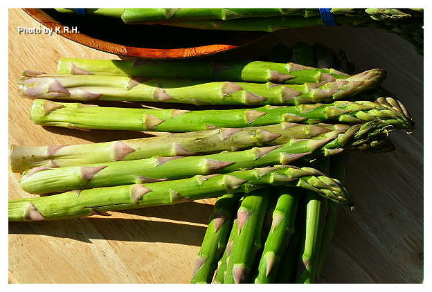 Is Asparagus Considered To Be A High Fiber Food