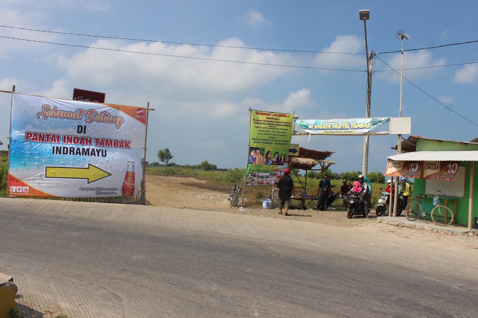 Objek Wisata Pantai Tambak Indah Dibuka Untuk Umum Warta Nelayan