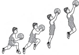 Teknik Permainan Bola Basket Profesional Lengkap Beserta Gambar Aturan Permainan