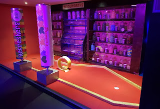 Teezers Retro Crazy Golf course in Coventry