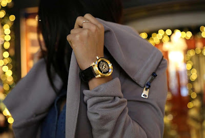 Zinvo Blade automatic watch for ladies