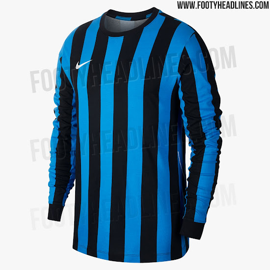 new arrival 89b67 fc231 Class. Nike Inter Milan 2019 Retro Long-Sleeve Jersey ...