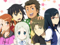 Kata-Kata Mutiara Anime Anohana: The Flower We Saw That Day Yang Keren