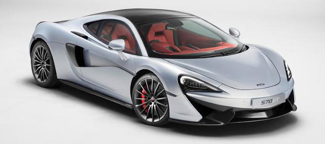 2017 McLaren 570GT Release Date, Specs, Price