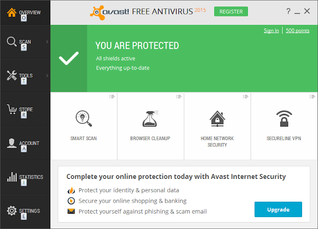 avast anti-virus security for windows 10 offline installer