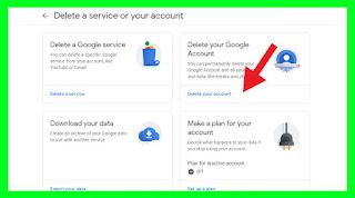 Gmail Account Delete Kaise Kare
