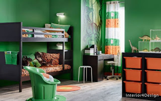 Children's Room Designs For Small Spaces 3