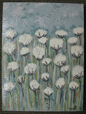 Rachel Rieves | Rolling in Snow | 17x24 | $250