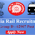 RRB Recruitment 2018 -  62907 Vacancy of Group D Post | Apply Online