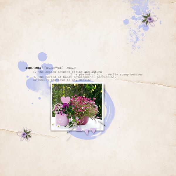 summer © sylvia • sro 2018 • cottage garden by moosscraps designs