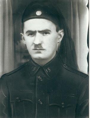 Θεσπρωτός δάσκαλος, άγνωστος ήρωας του έπους '40-41, που σκοτώθηκε στο Γκολέμι Τεπελενίου