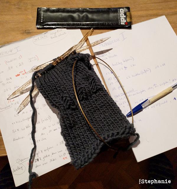 Gefilzte Handschuhe | vonStephanie