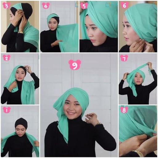 Hijab Anak Tk Gambar Islami