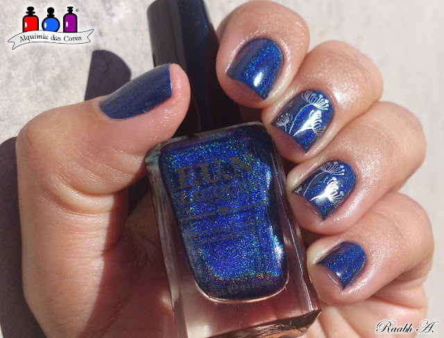 FUN Lacquer, Summer 2016 Collection, Starry Night of the Summer