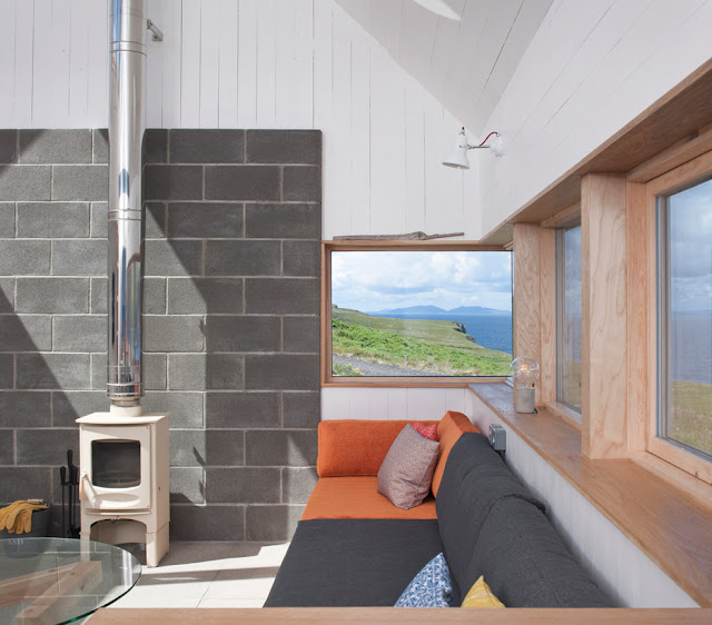 The Tinhouse Is A Holiday Home On The Scottish Island 11