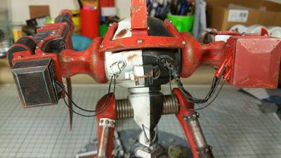 Titan Warhound Armorcast 30k Horus Heresy