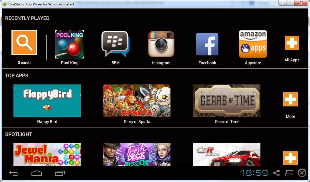 Download Bluestacks Android Emulator for Windows Laptops
