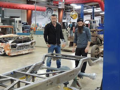 """Richard Rawlings (esq.) e Aaron Kaufman em cena de """"Dupla do Barulho"""" - Divulgação"""