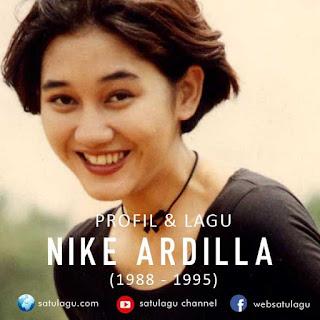 Biodata Nike Ardilla
