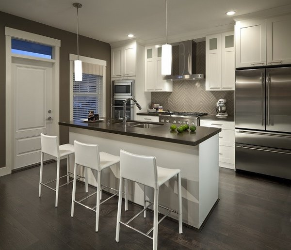 Modern Kitchen Cabinets Functional Design