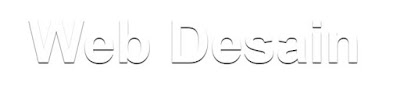Text 3 dimensi pada text shadow css3
